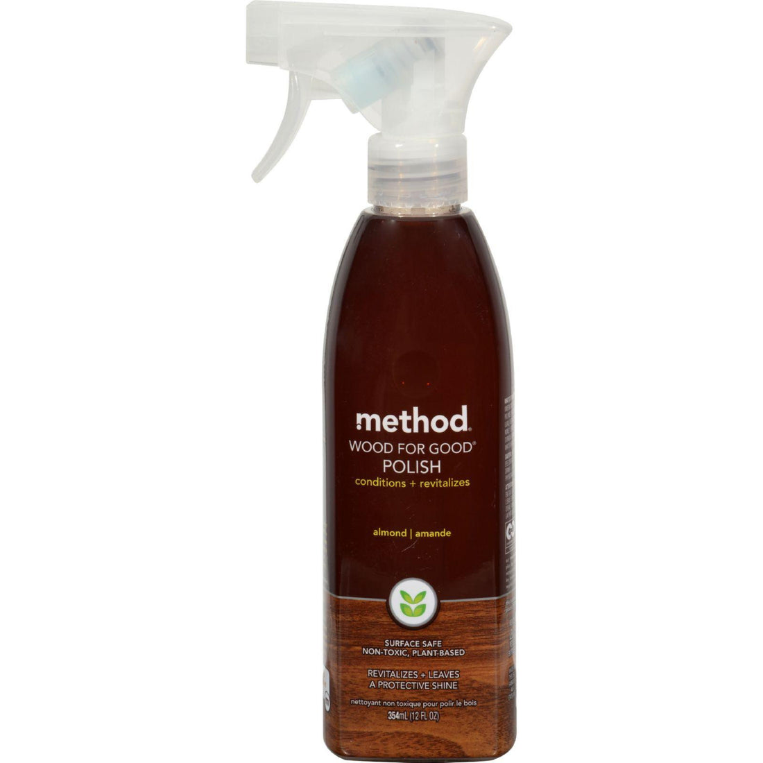 Mother Mantis: Method Wood For Good Spray - Almond - 12 Oz - Case Of 6 Method Products