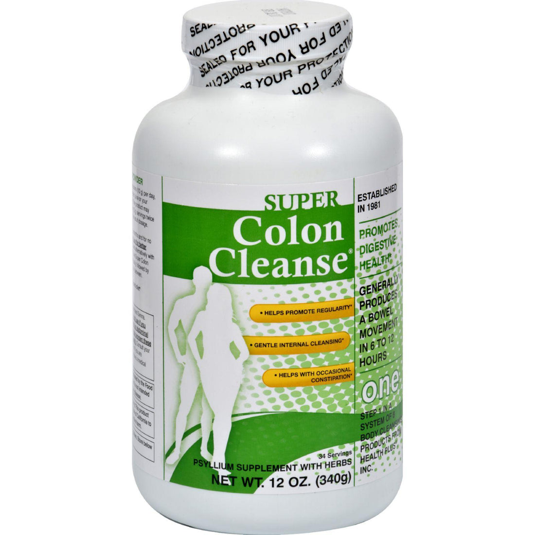 Mother Mantis: Health Plus Super Colon Cleanse - 12 Oz Health Plus