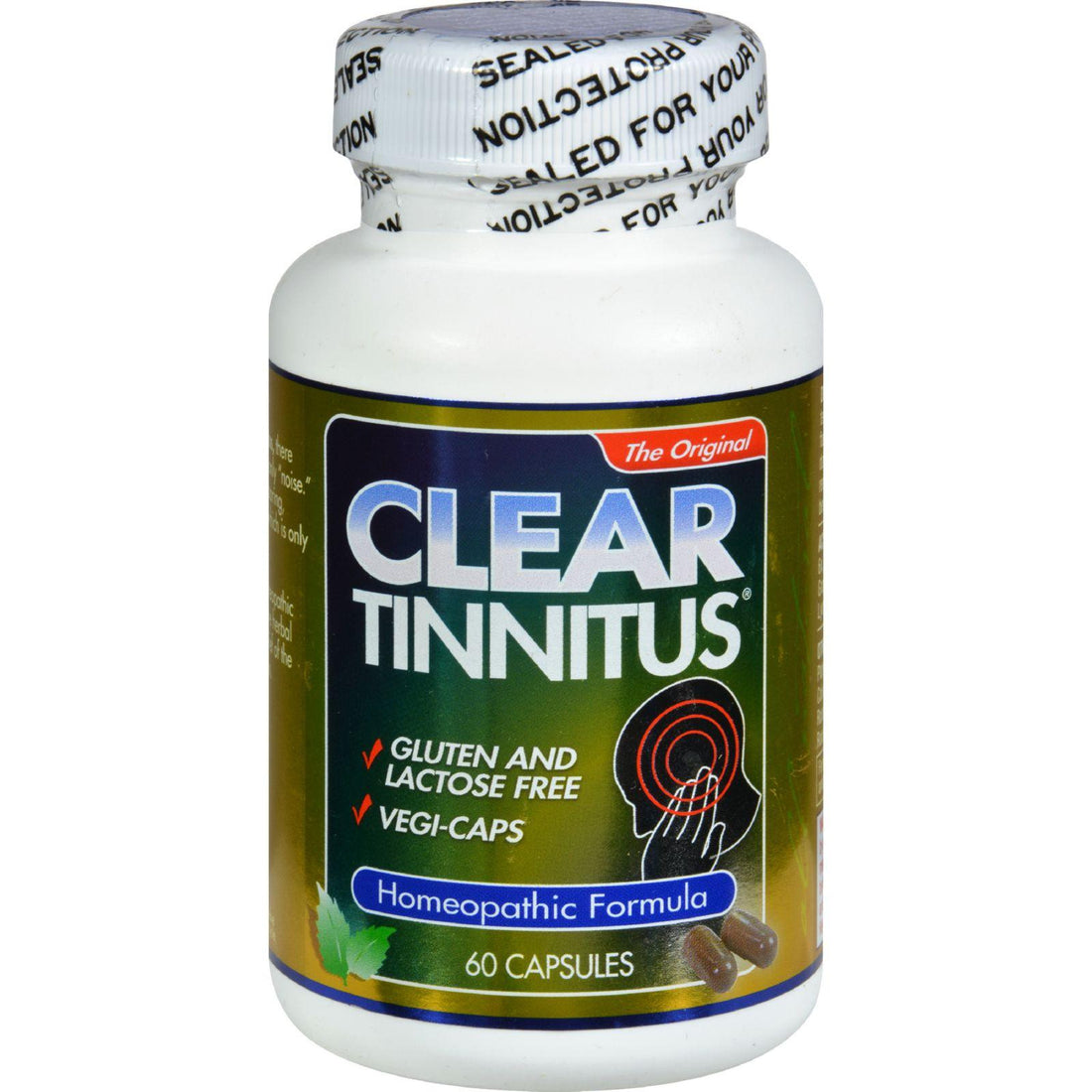 Mother Mantis: Clear Products Clear Tinnitus - 60 Capsules Clear Products