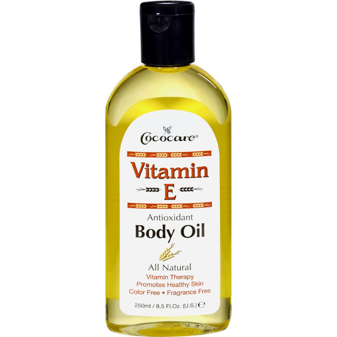 Mother Mantis: Cococare Vitamin E Antioxidant Body Oil - 9 Fl Oz Cococare