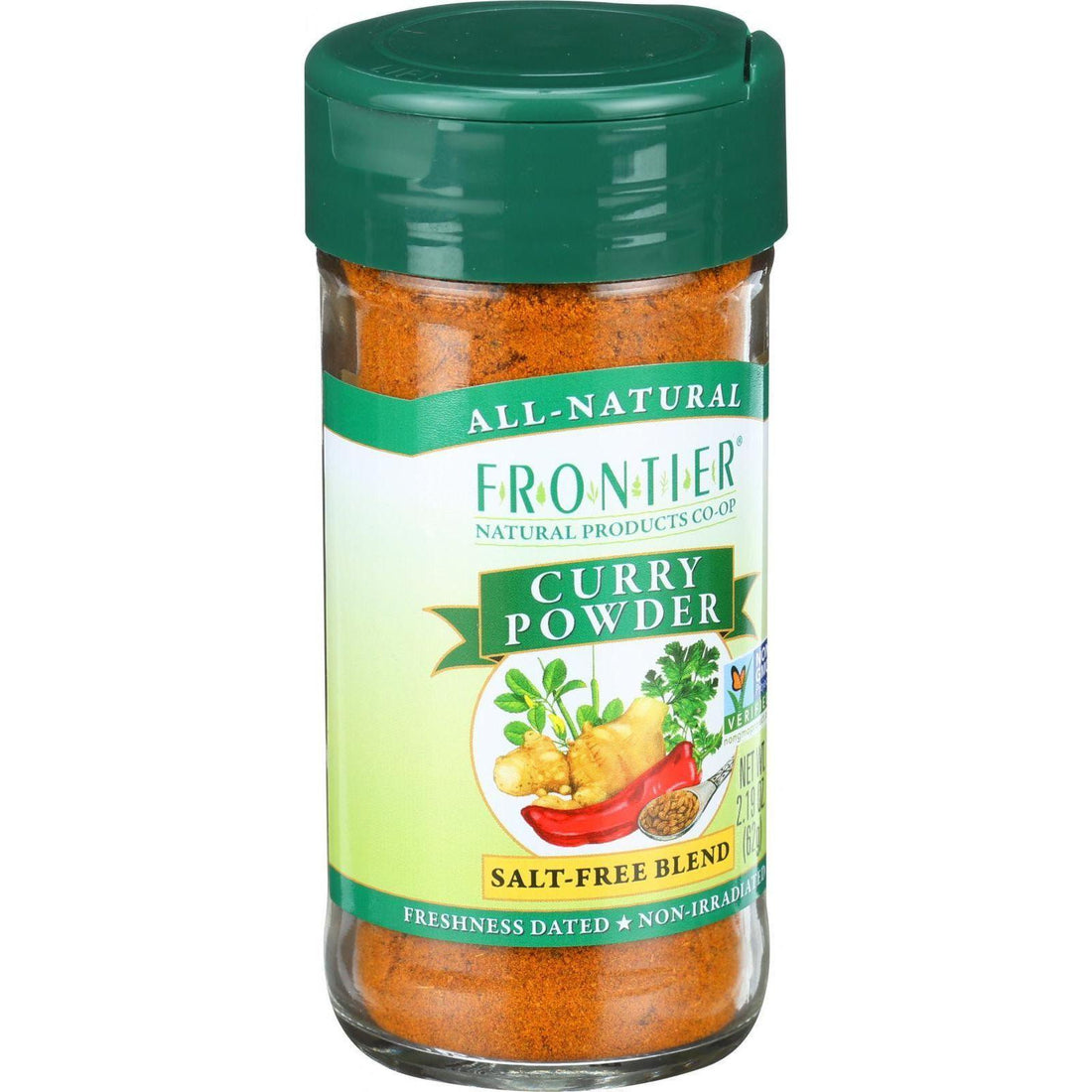 Mother Mantis: Curry Powder Frontier Herb