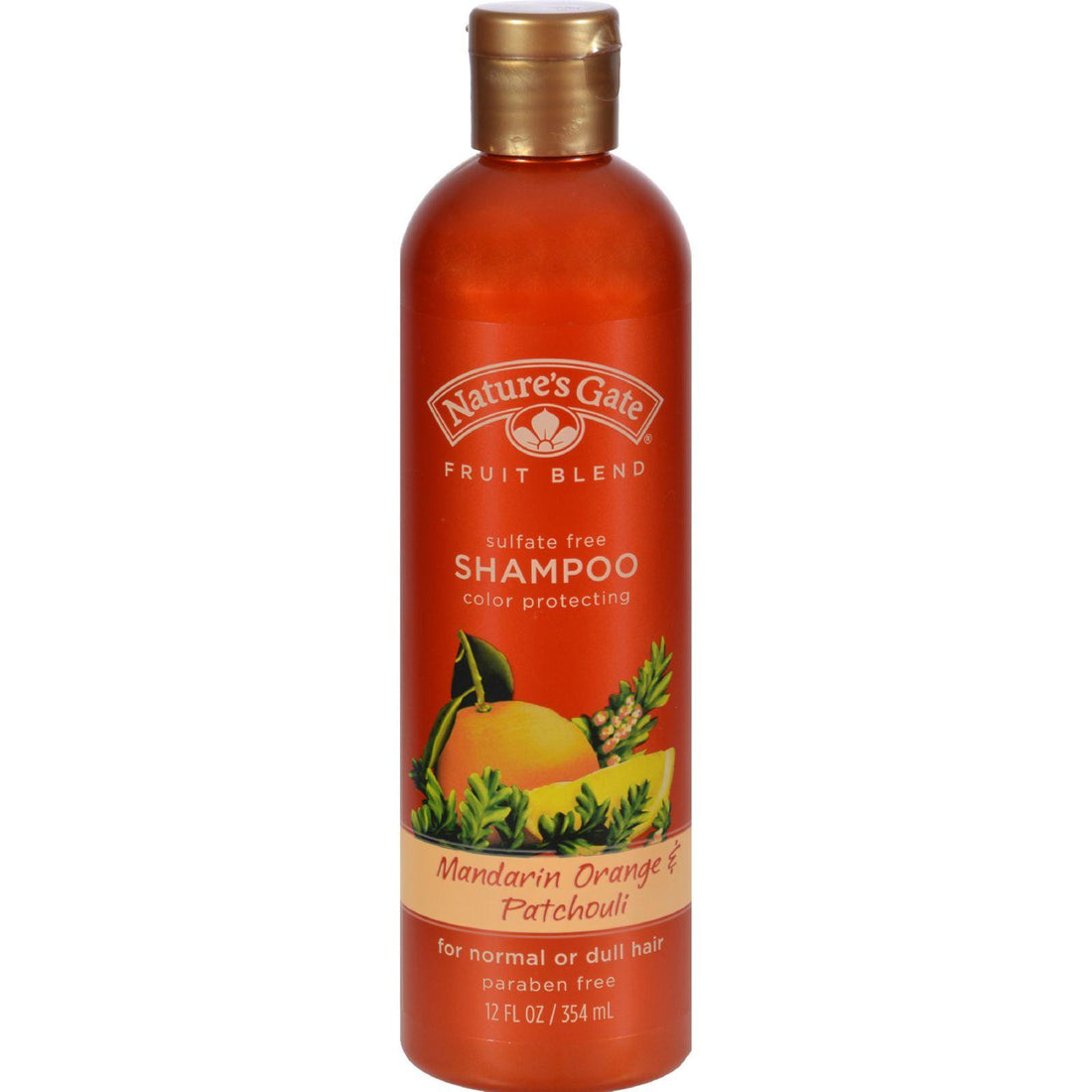 Mother Mantis: Nature's Gate Shampoo Mandarin Orange And Patchouli - 12 Fl Oz Nature's Gate
