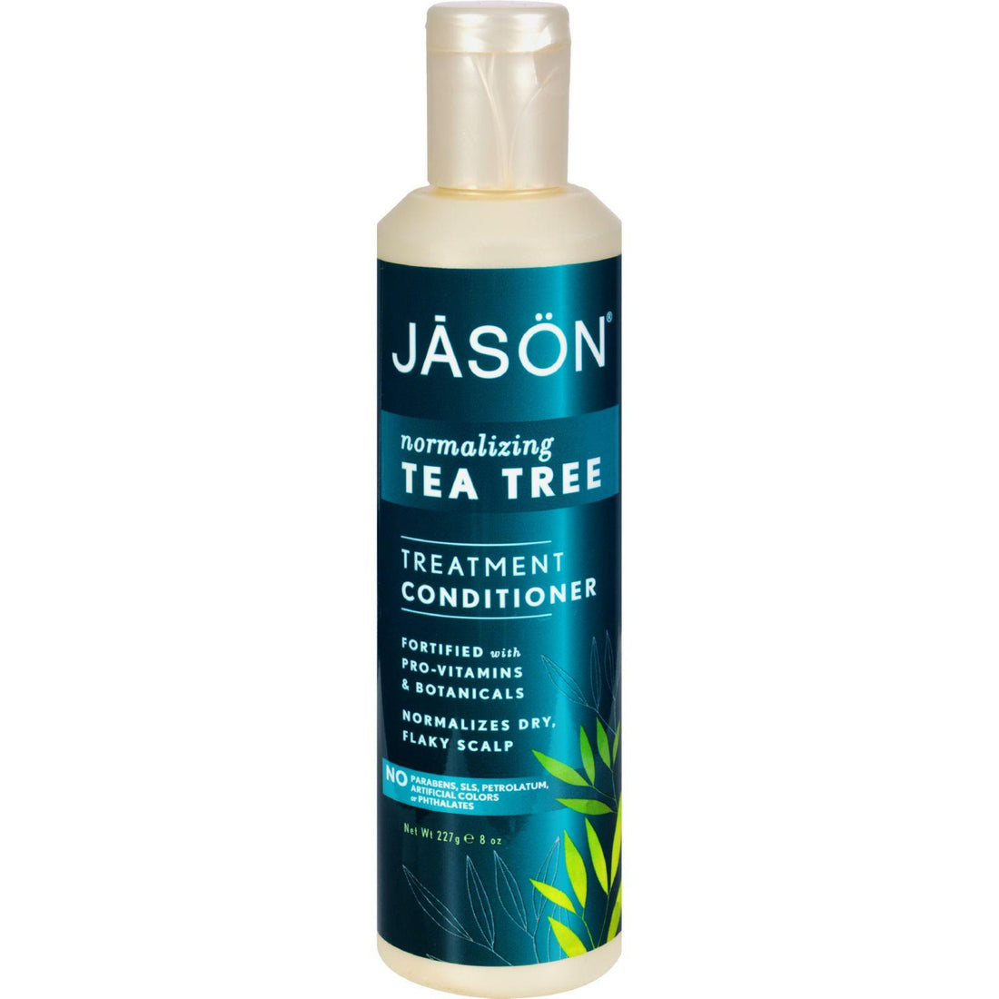 Mother Mantis: Jason Normalizing Treatment Conditioner Tea Tree - 8 Fl Oz Jason Natural Products