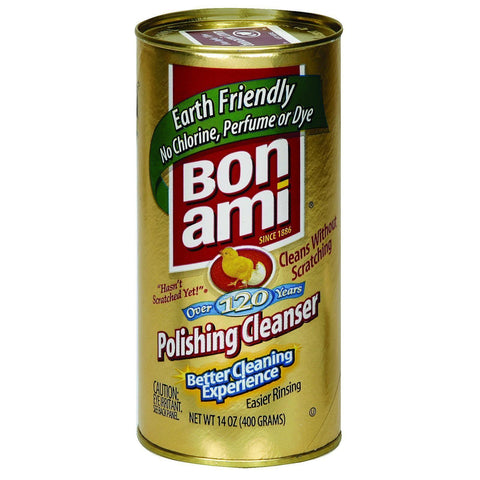 Bon Ami Powder Cleanser - Kitchen And Bath - 14 Oz Bon Ami