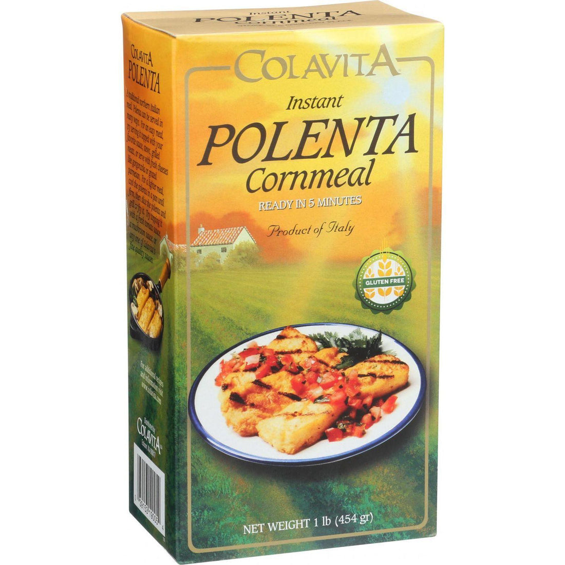 Mother Mantis: Colavita Polenta Cornmeal - 16 Oz Colavita