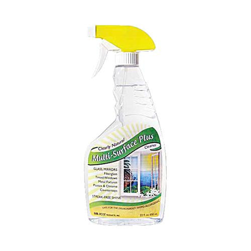 Mother Mantis: Citri-glow Multi Surface Window Cleaner - 22 Fl Oz Citri-glow
