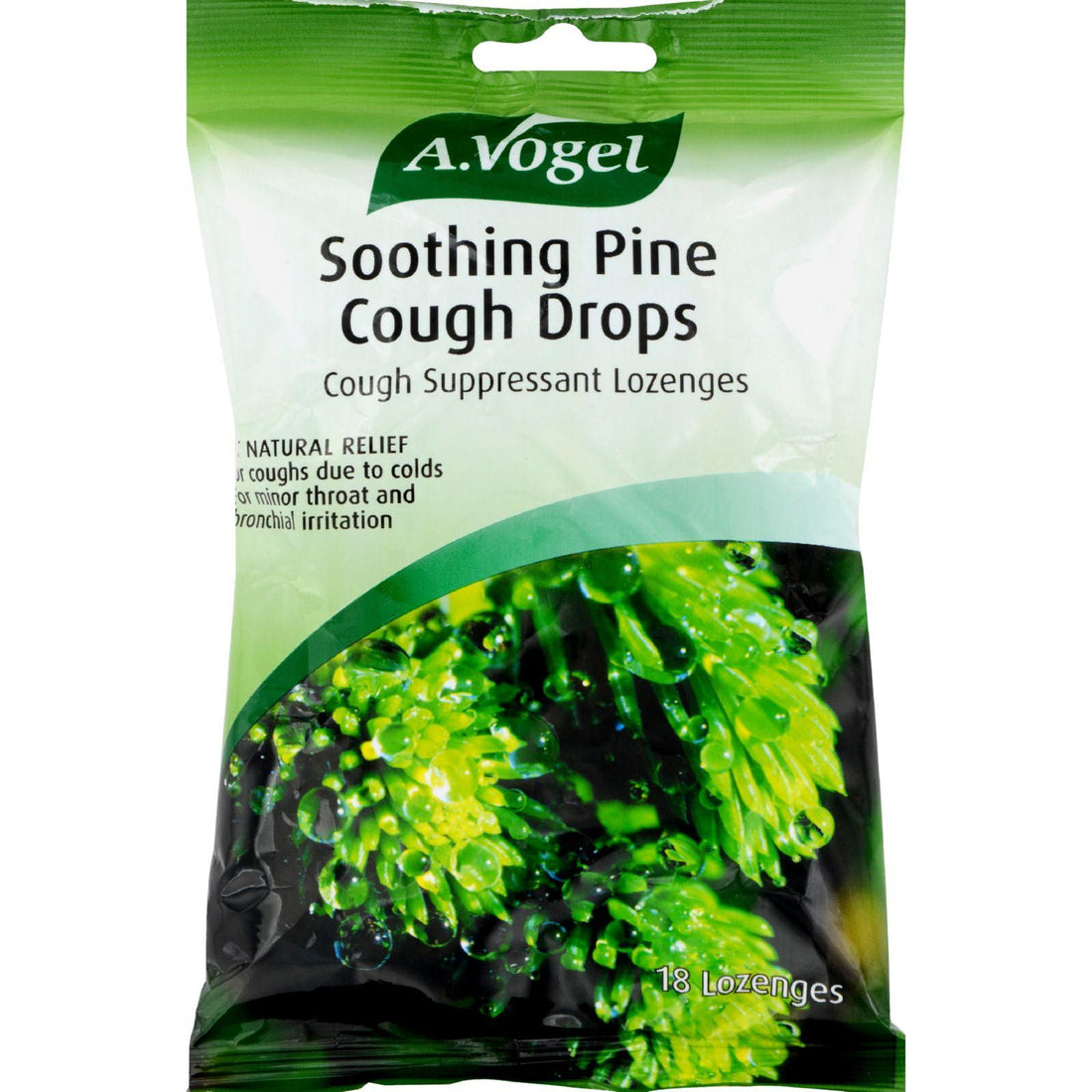 Mother Mantis: A Vogel Soothing Pine Cough Drops - 16 Lozenges A Vogel