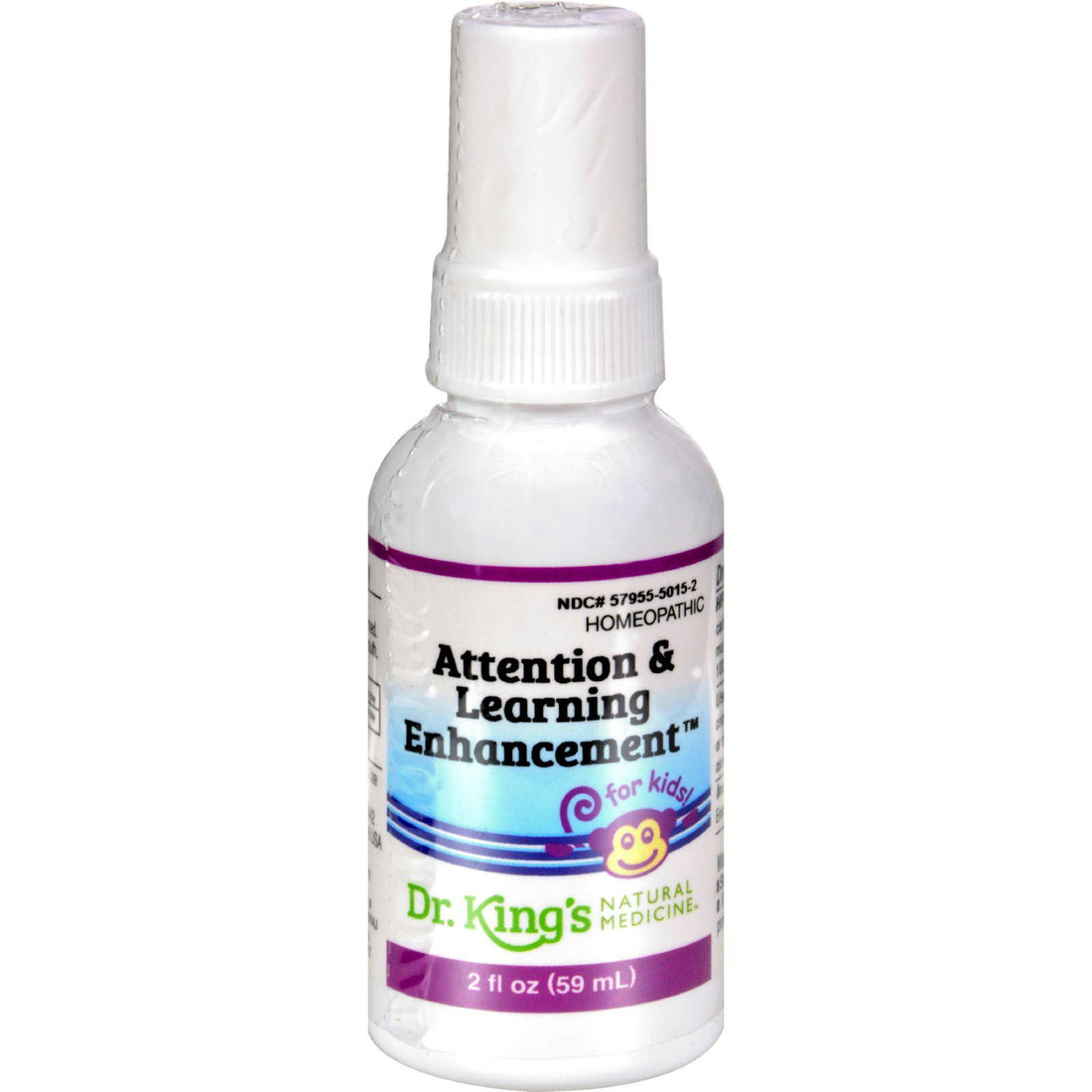 Mother Mantis: King Bio Homeopathic Attention And Learning Enhancement - 2 Fl Oz King Bio Homeopathic