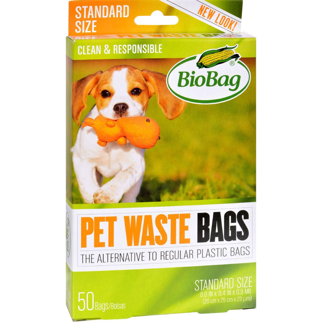 Mother Mantis: Biobag Dog Waste Bags - 50 Count - Case Of 12 Biobag