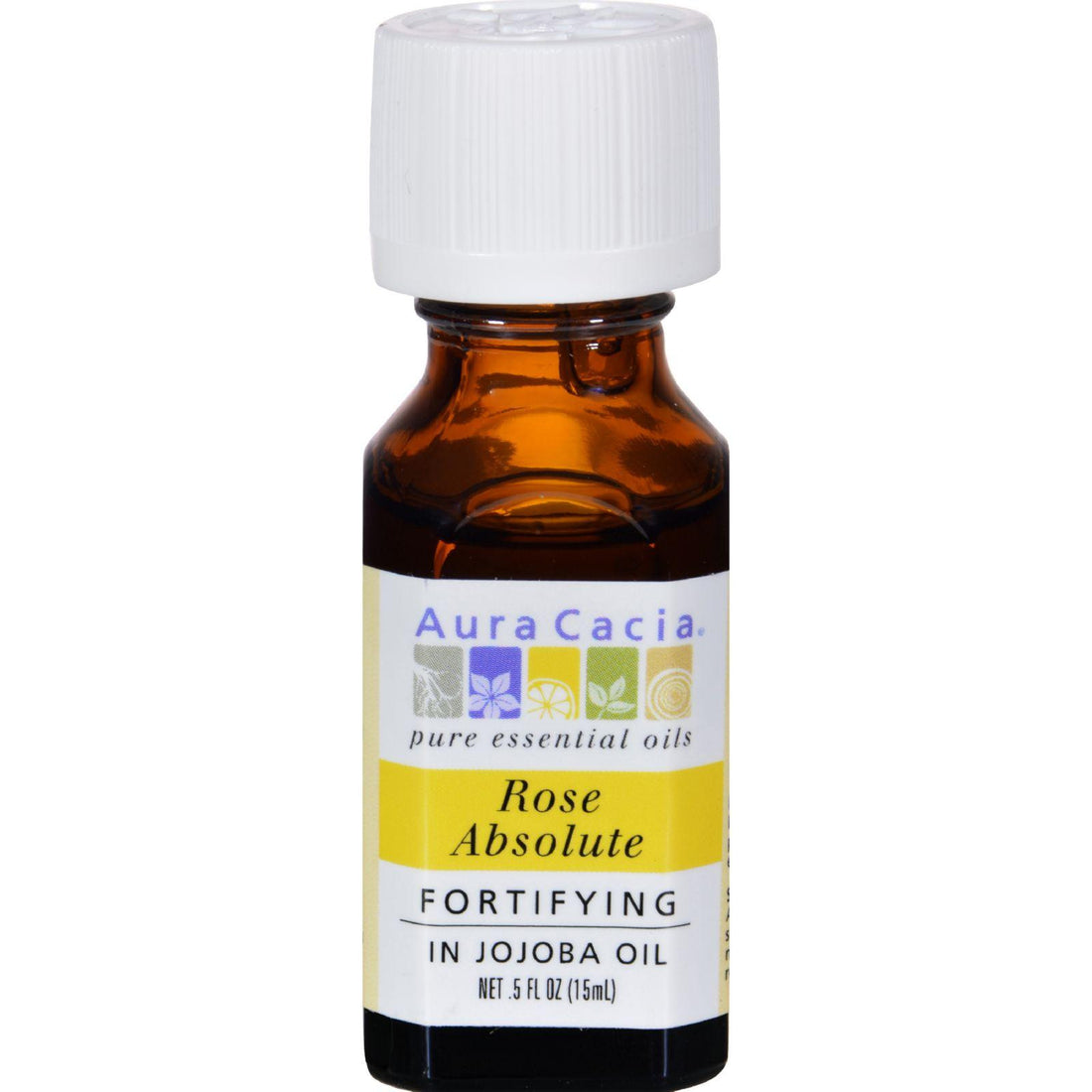 Mother Mantis: Aura Cacia Rose Absolute In Jojoba Oil - 0.5 Fl Oz Aura Cacia