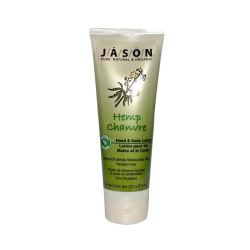 Mother Mantis: Jason Hand And Body Therapy Hemp - 8 Fl Oz Jason Natural Products