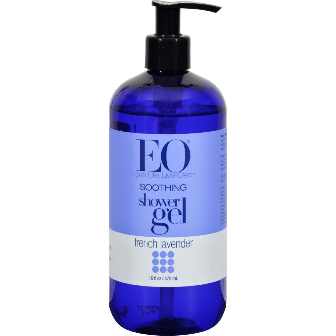 Mother Mantis: Eo Products Shower Gel Soothing French Lavender - 16 Fl Oz Eo Products