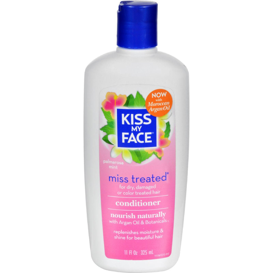 Mother Mantis: Kiss My Face Miss Treated Conditioner Palmarosa Mint - 11 Fl Oz Kiss My Face