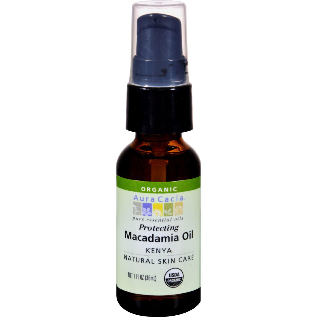 Mother Mantis: Aura Cacia Macadamia Skin Care Oil Certified Organic - 1 Fl Oz Aura Cacia
