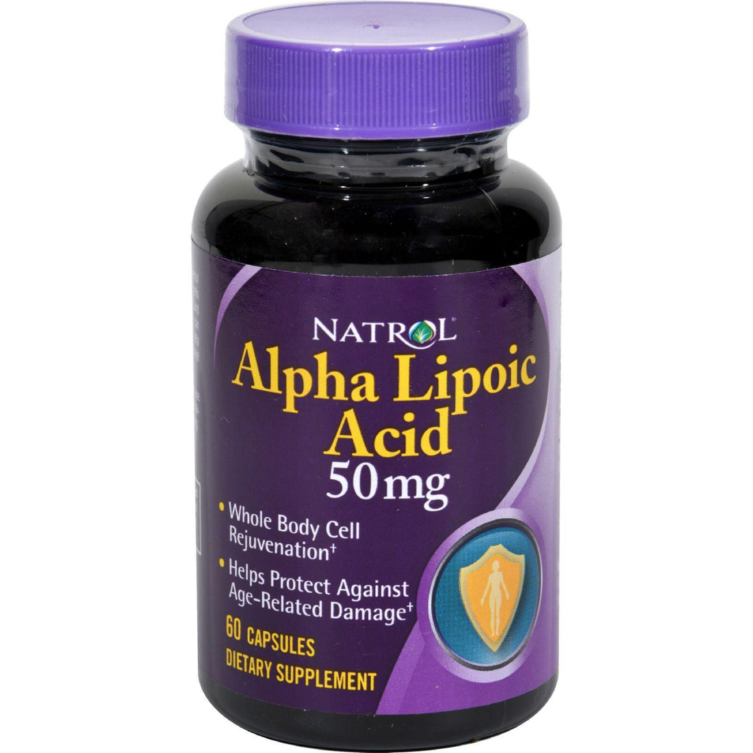 Mother Mantis: Natrol Alpha Lipoic Acid - 50 Mg - 60 Capsules Natrol