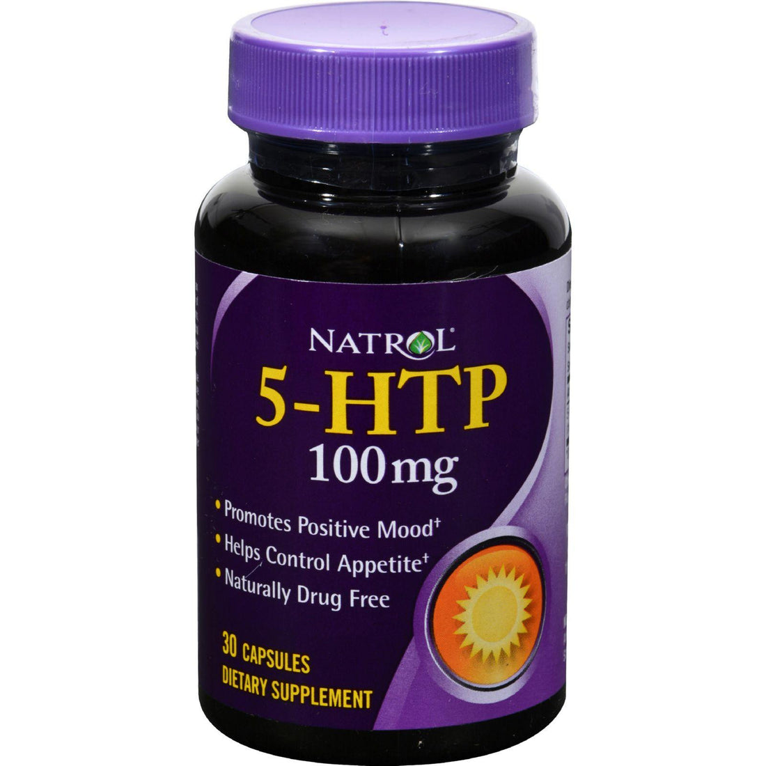 Mother Mantis: Natrol 5-htp - 100 Mg - 30 Capsules Natrol