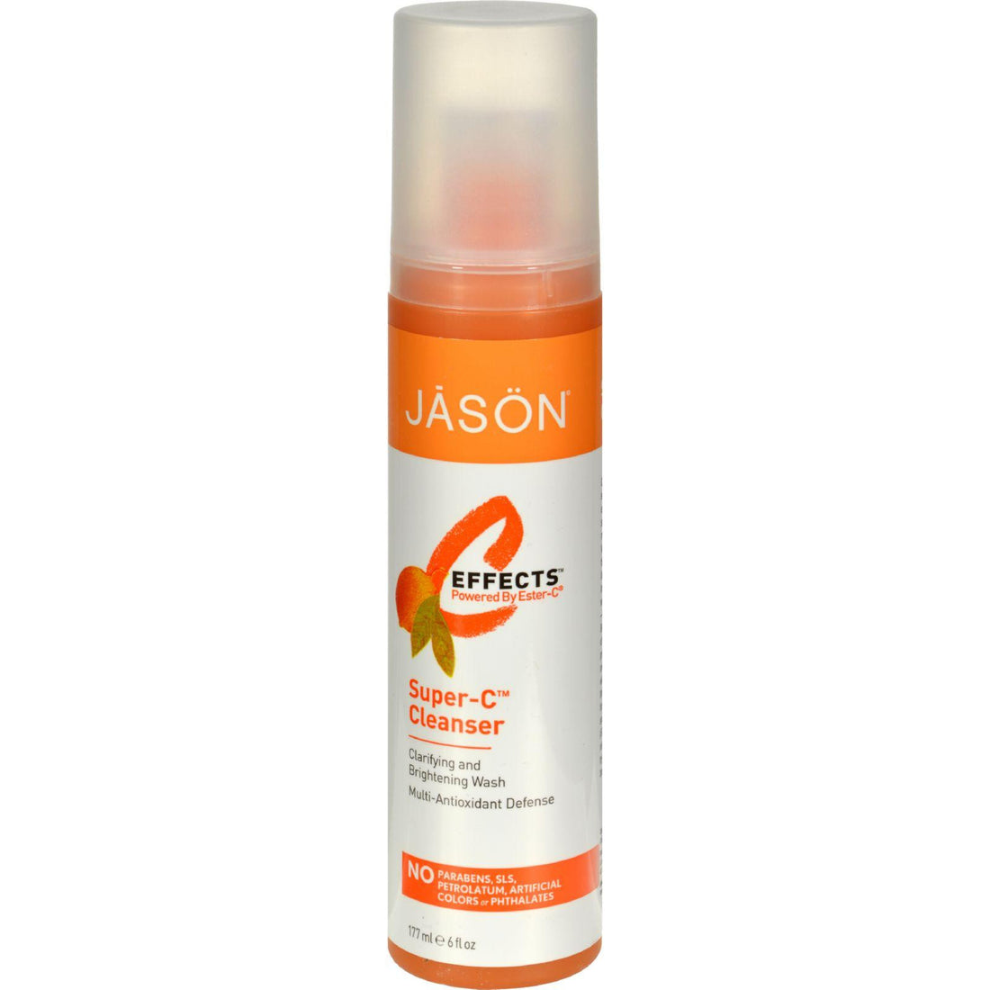 Mother Mantis: Jason Super-c Cleanser - 6 Fl Oz Jason Natural Products