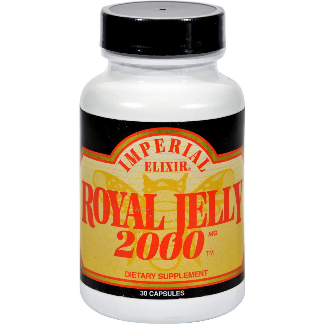 Mother Mantis: Imperial Elixir Royal Jelly 2000 - 2000 Mg - 30 Capsules Imperial Elixir
