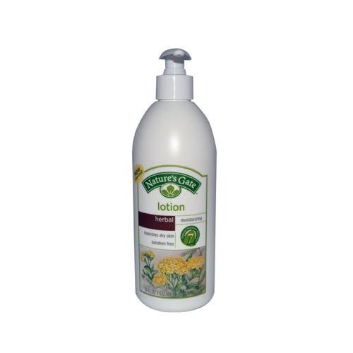 Mother Mantis: Nature's Gate Herbal Moisturizing Lotion - 18 Oz Nature's Gate