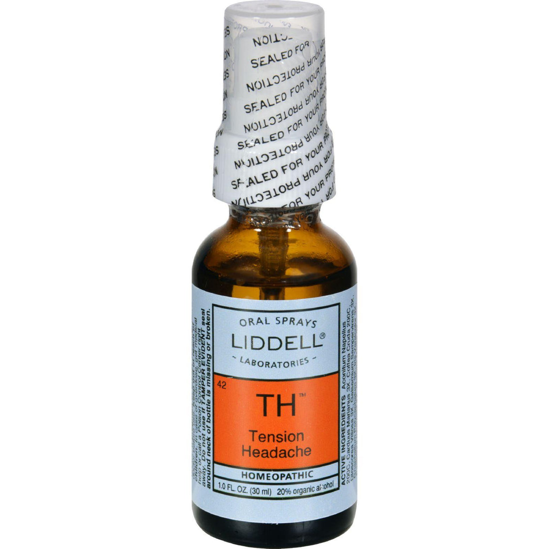 Mother Mantis: Liddell Tension Headache - 1 Fl Oz Liddell Homeopathic