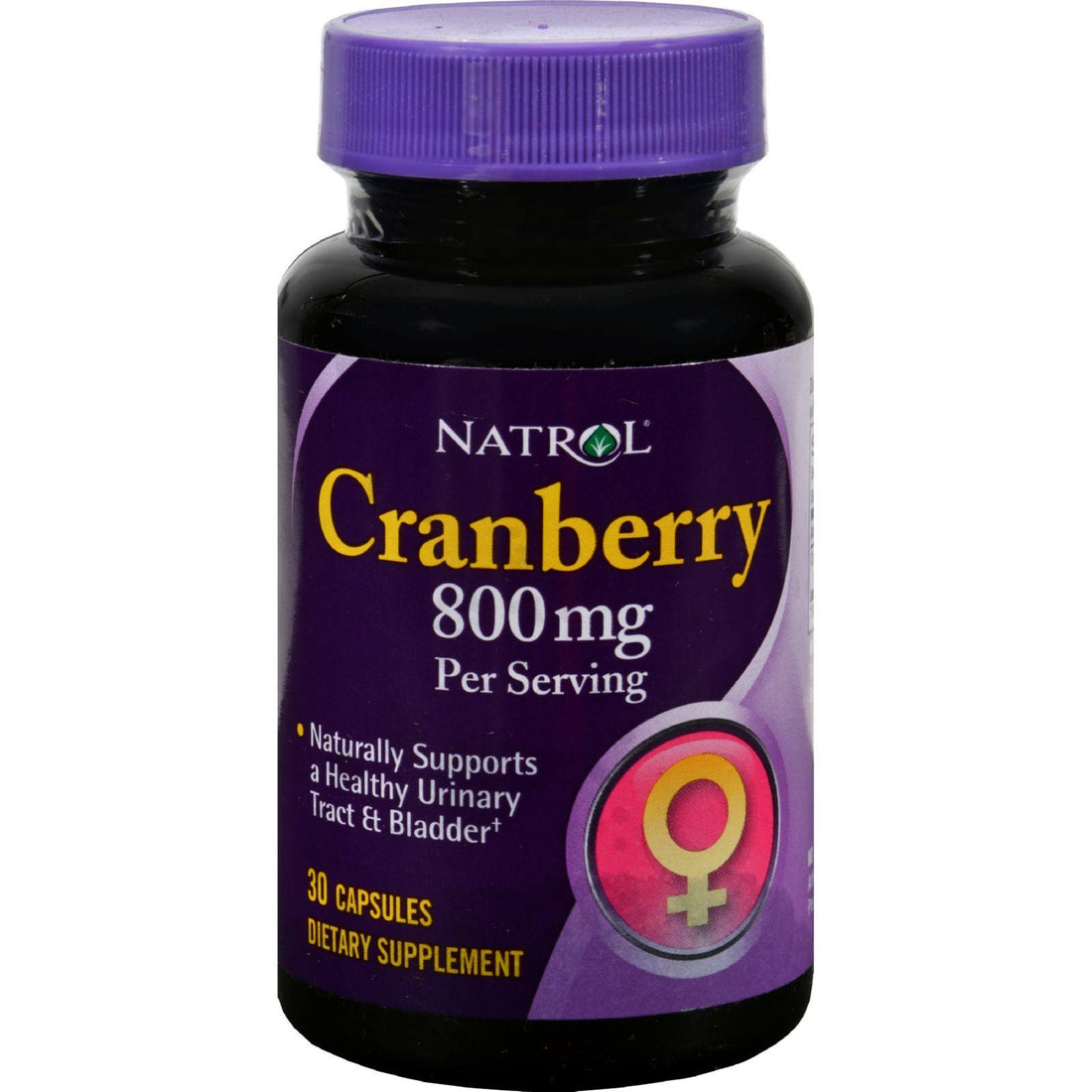 Mother Mantis: Natrol Cranberry Extract - 400 Mg - 30 Capsules Natrol