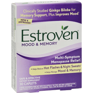 Estroven Plus Mood And Memory - 30 Caplets Estroven