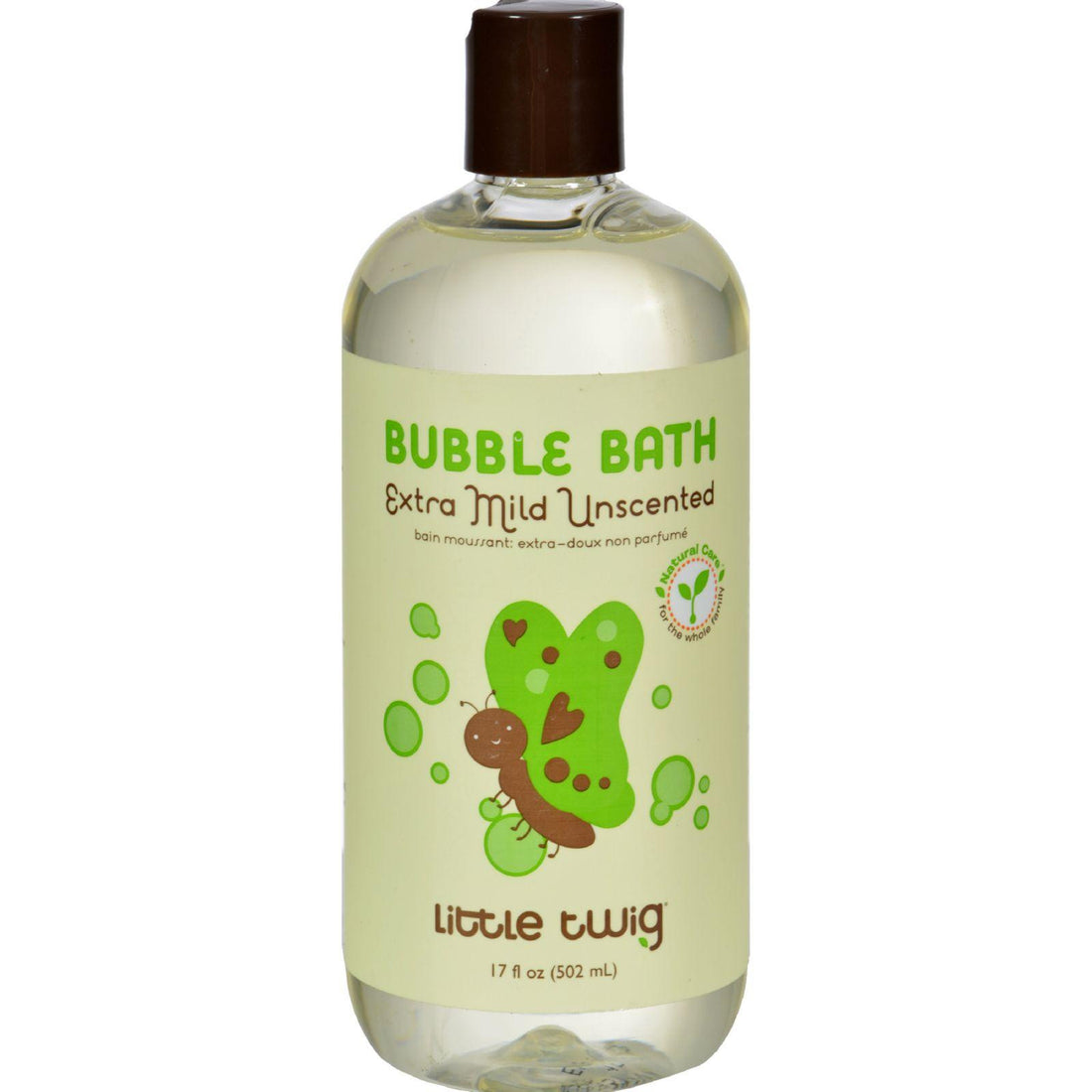 Mother Mantis: Little Twig Bubble Bath Extra Mild Unscented - 17 Fl Oz Little Twig