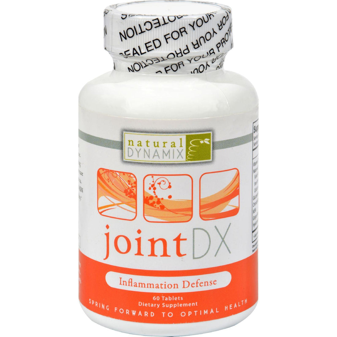 Mother Mantis: Natural Dynamix Joint Dx - 60 Tablets Natural Dynamix