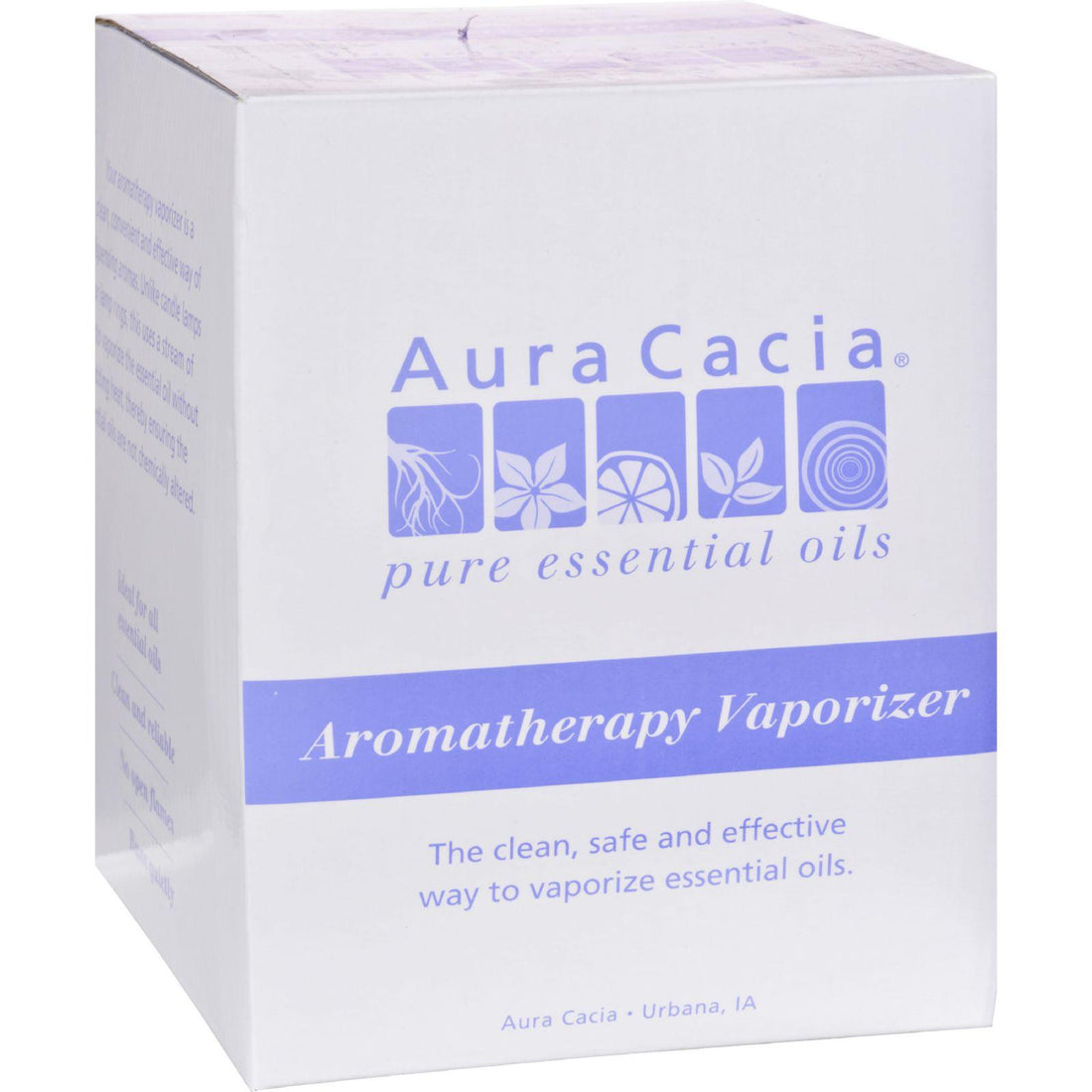 Mother Mantis: Aura Cacia Aromatherapy Vaporizer With Oil Aura Cacia