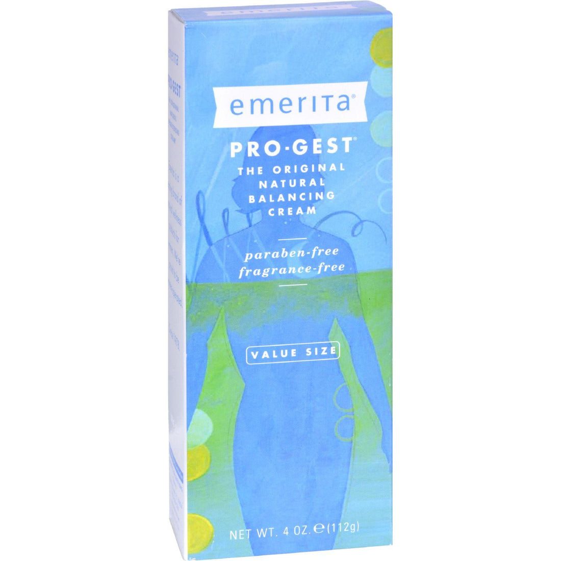 Mother Mantis: Emerita Pro-gest Cream - 4 Oz Emerita