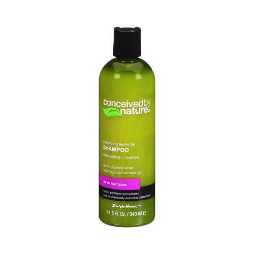 Mother Mantis: Conceived By Nature Shampoo - Lavender - 11.5 Oz Conceived By Nature