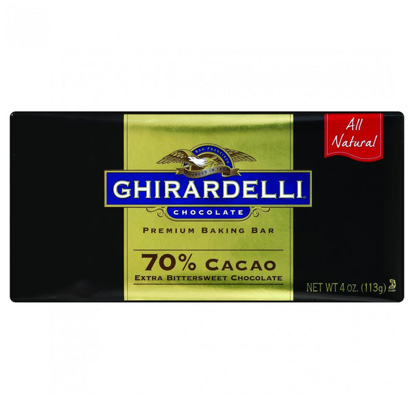 Mother Mantis: Baking Bar,Cocoa,70% Ghirardelli