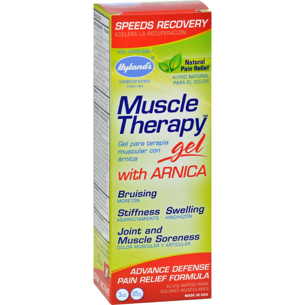Mother Mantis: Hyland's Muscle Therapy Gel With Arnica - 3 Oz Hyland's