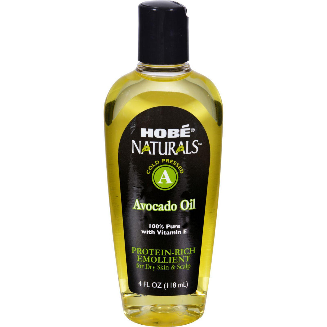 Mother Mantis: Hobe Labs Hobe Naturals Avocado Oil - 4 Fl Oz Hobe Labs