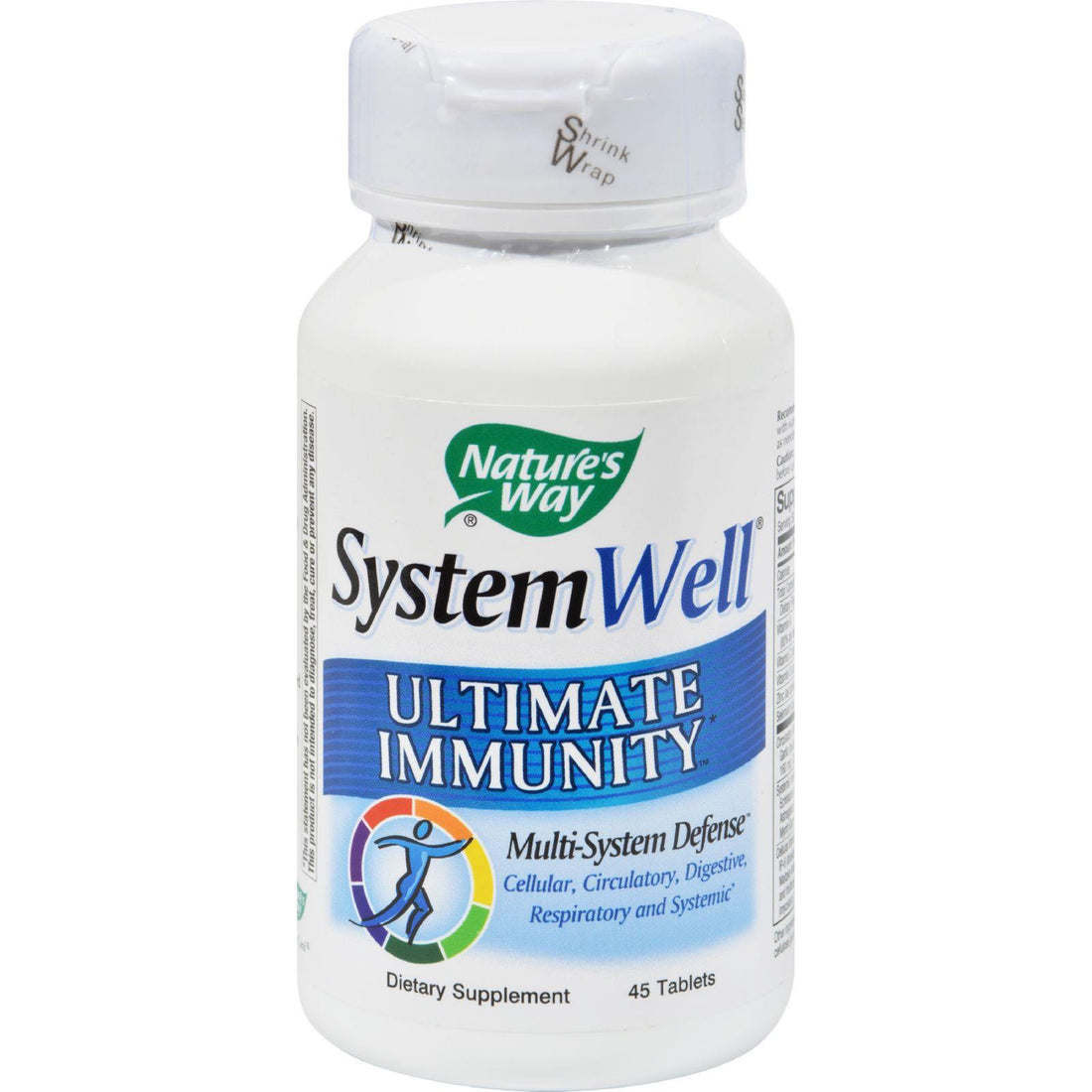Mother Mantis: Nature's Way Systemwell Immune System - 45 Tablets Nature's Way
