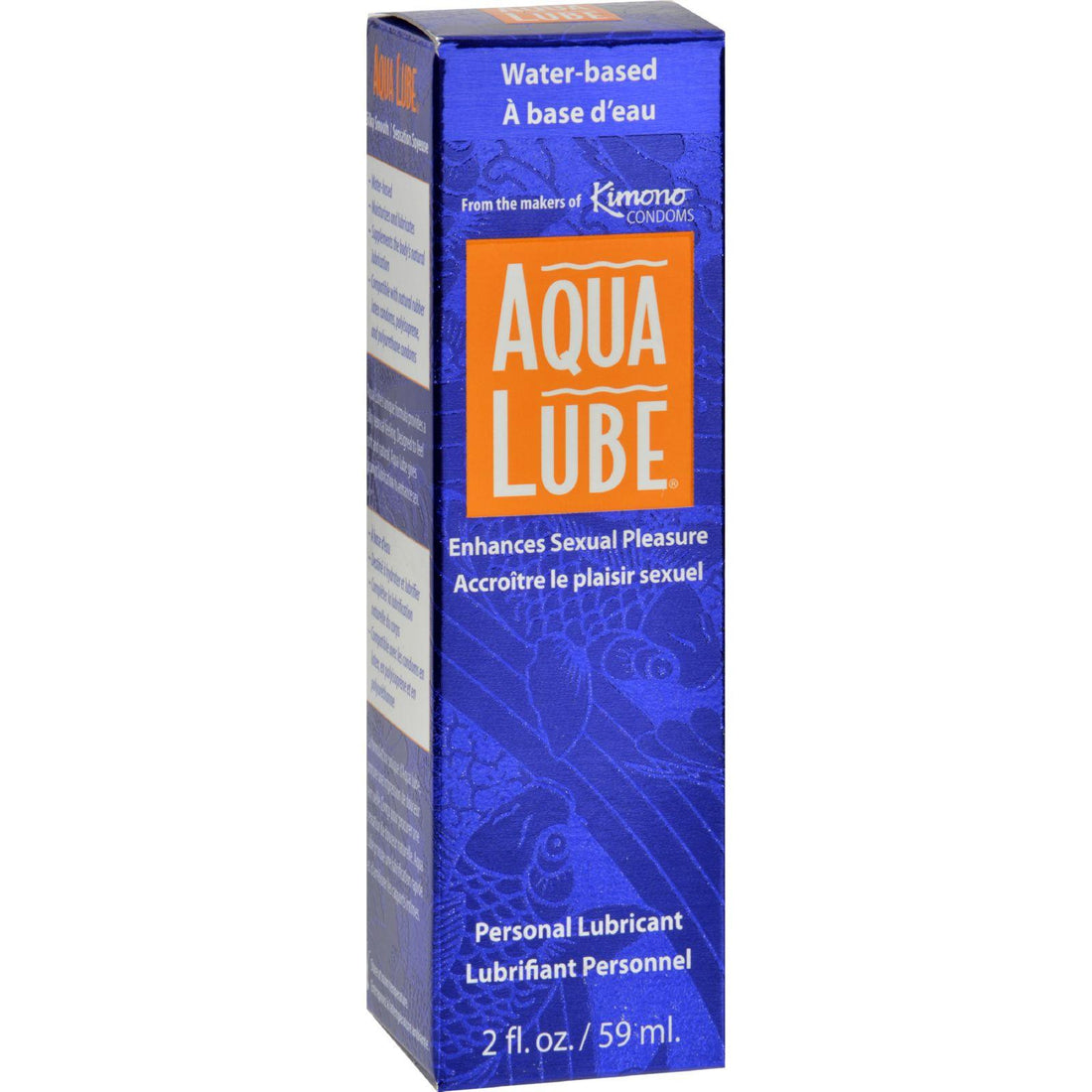 Mother Mantis: Mayer Laboratories Aqua Lube Personal Lubricant - 2 Oz Mayer Laboratories