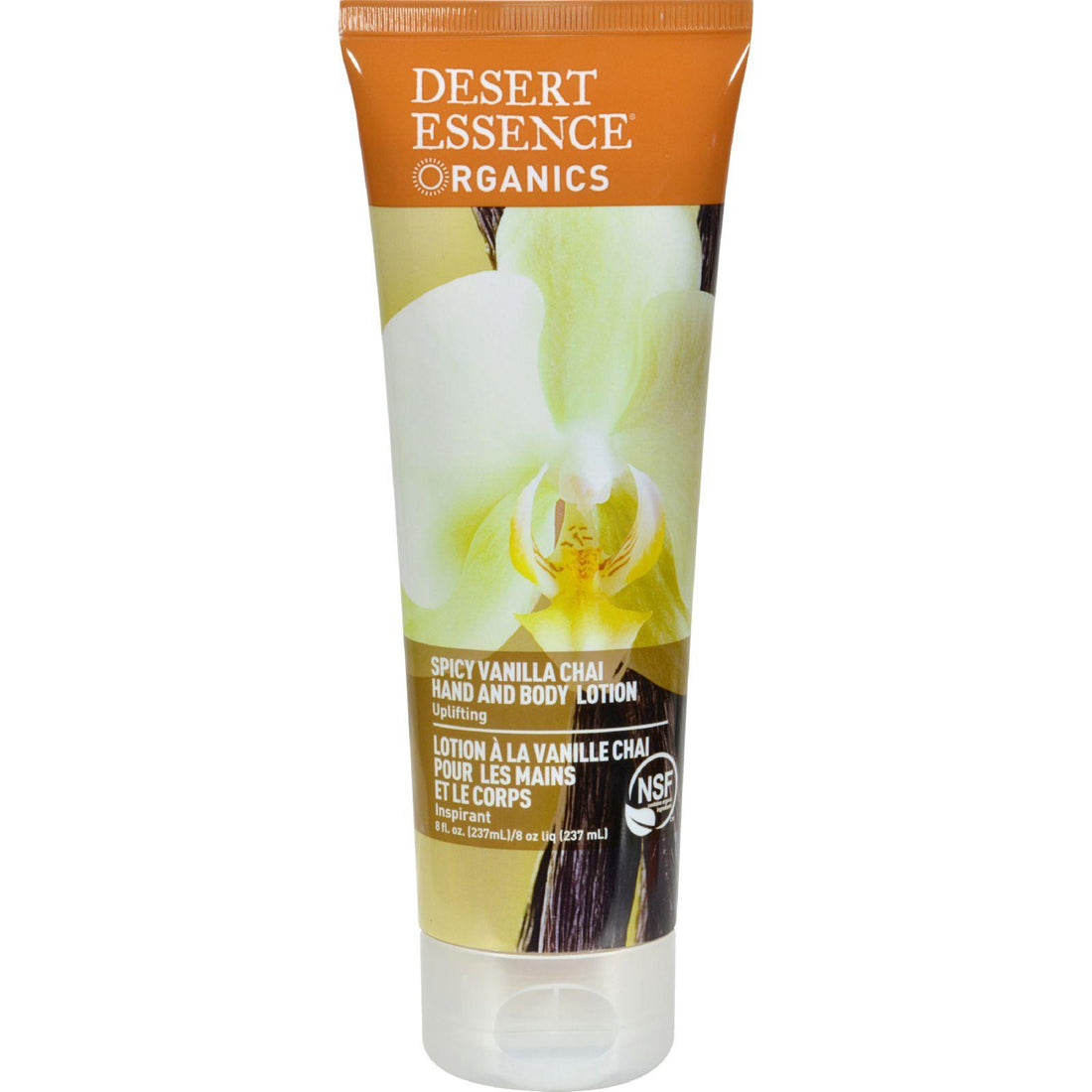 Mother Mantis: Desert Essence Hand And Body Lotion Organics Vanilla Chai - 8 Fl Oz Desert Essence