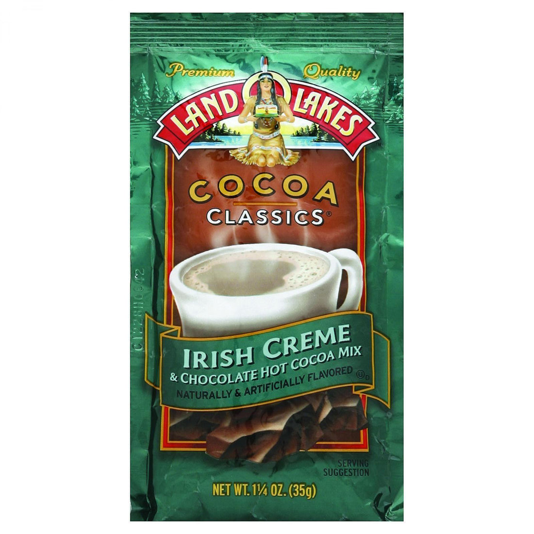 Mother Mantis: Cocoa Cls Choc Irish Crm Land O Lakes
