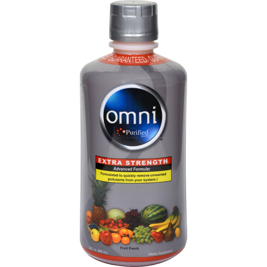 Mother Mantis: Heaven Sent Extra Strength Cleansing Liquid - Fruit Punch - 32 Oz Heaven Sent