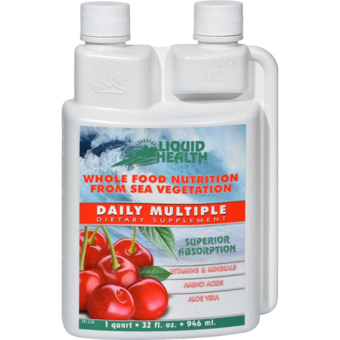 Mother Mantis: Liquid Health Daily Multiple - 32 Fl Oz Liquid Health Products