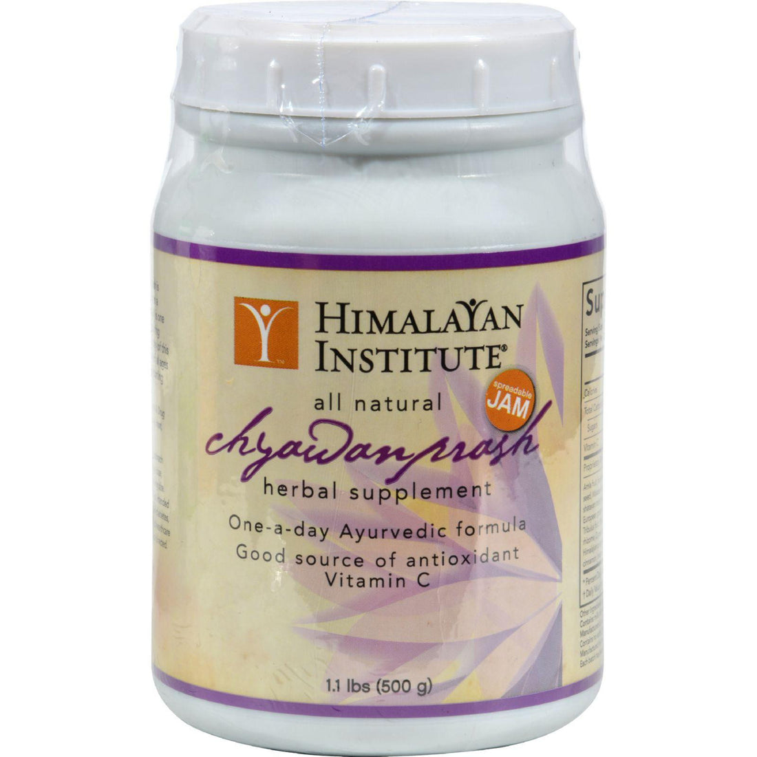 Mother Mantis: Himalayan Institute Chyawanprash Formula - 1 Lb Himalayan Institute Press