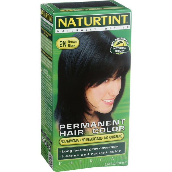 Mother Mantis: Brown Black Permanent Hair Color 2n Naturtint