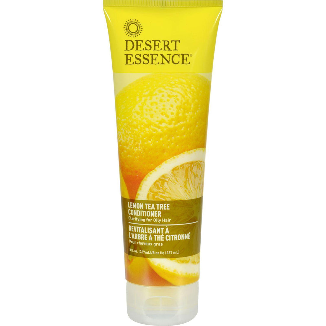 Mother Mantis: Desert Essence Conditioner Lemon Tea Tree - 8 Fl Oz Desert Essence