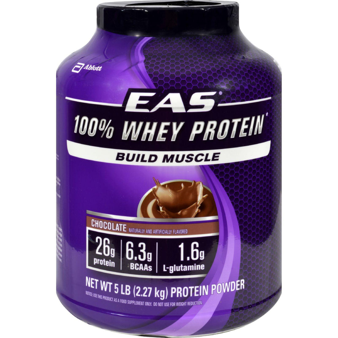 Mother Mantis: Eas Whey Protein Chocolate - 5 Lbs Eas