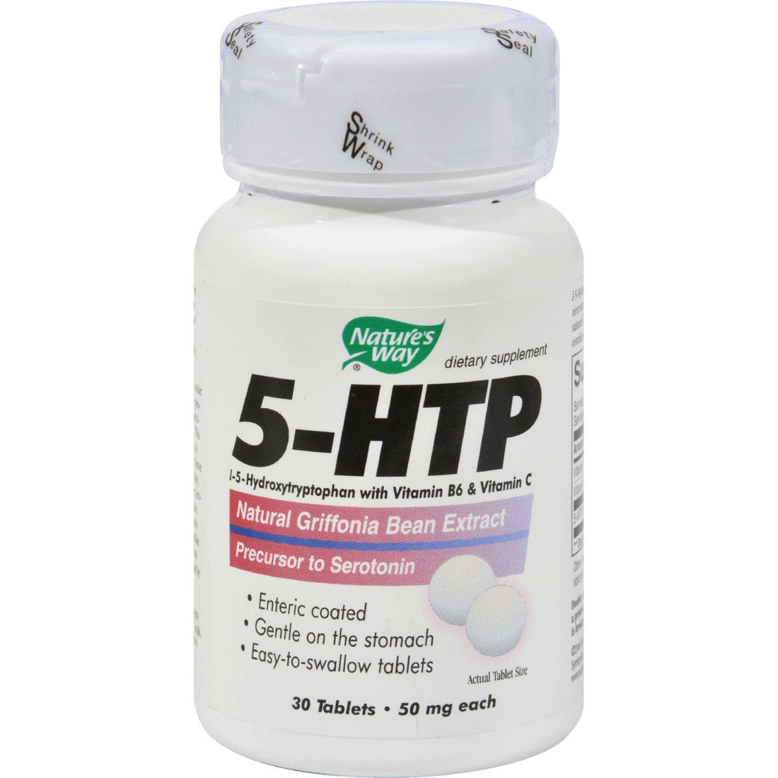 Mother Mantis: Nature's Way 5-htp - 30 Tablets Nature's Way
