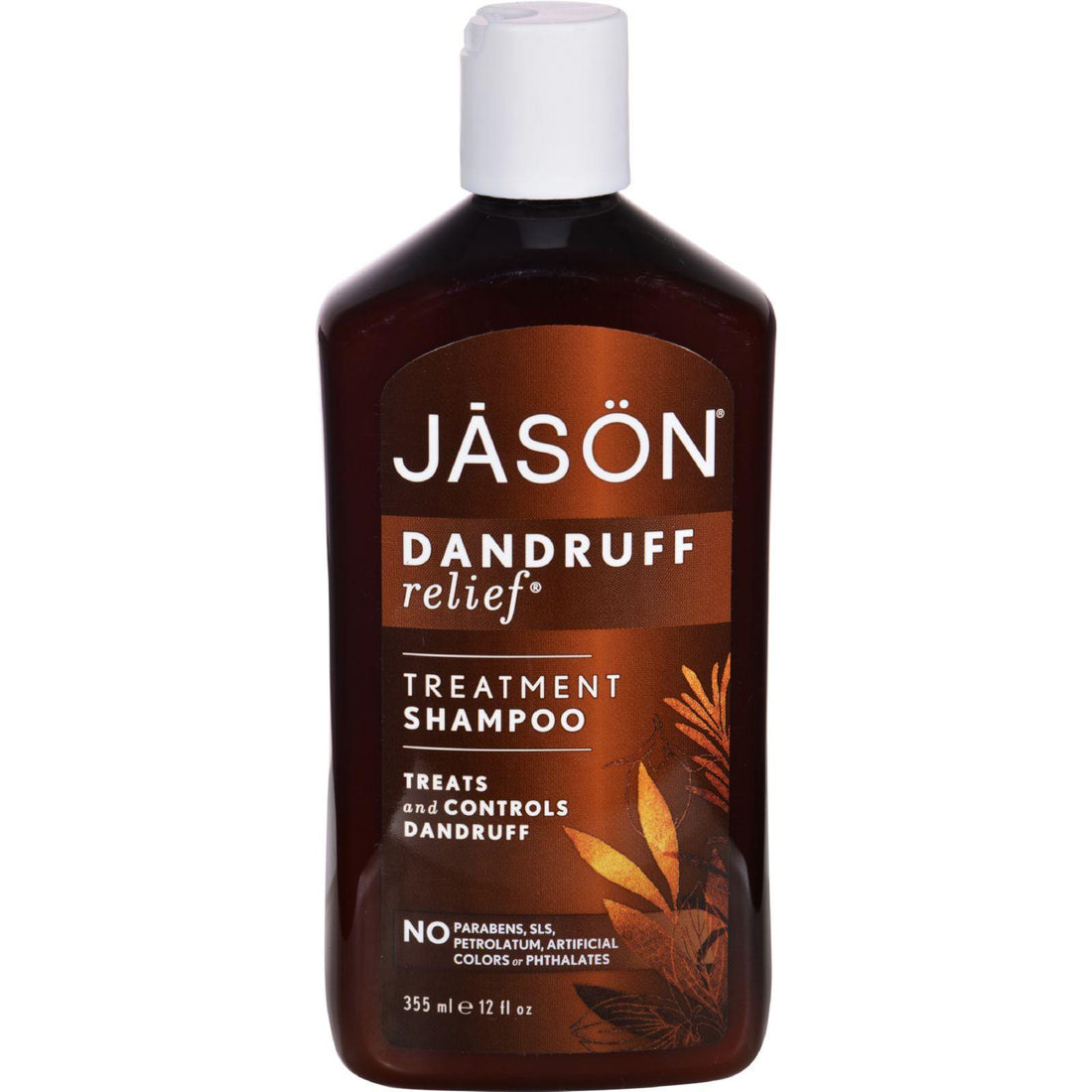 Mother Mantis: Jason Dandruff Relief Shampoo - 12 Fl Oz Jason Natural Products