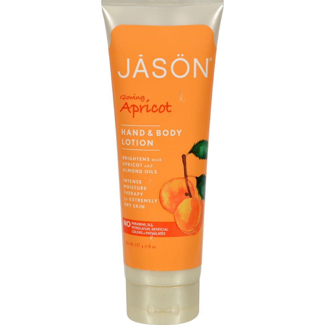 Mother Mantis: Jason Hand And Body Lotion Apricot - 8 Fl Oz Jason Natural Products