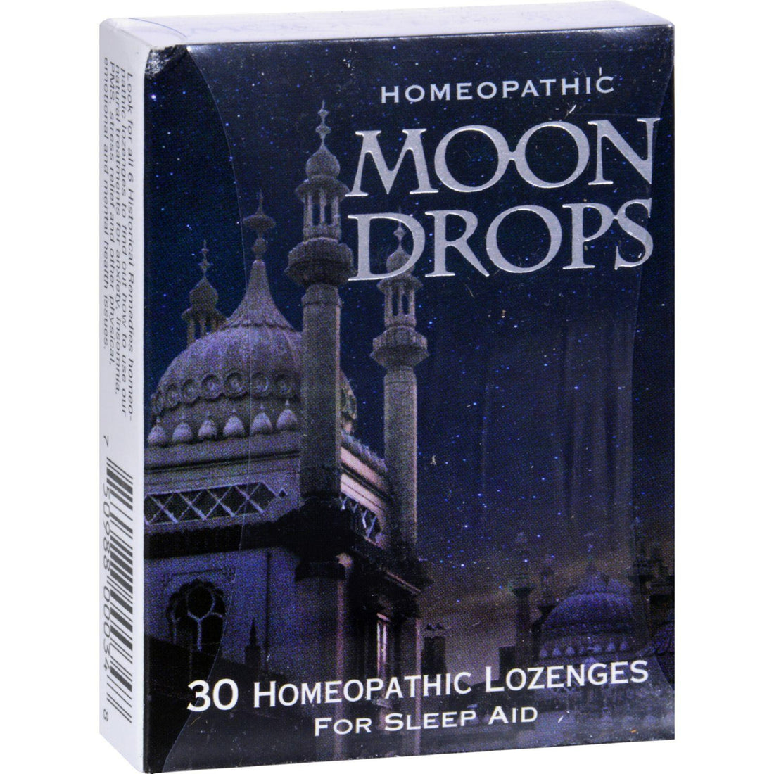 Mother Mantis: Historical Remedies Moon Drops For Sleep Aid - Case Of 12 - 30 Lozenges Historical Remedies
