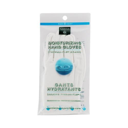 Mother Mantis: Earth Therapeutics Moisturizing Hand Gloves White - 1 Pair Earth Therapeutics