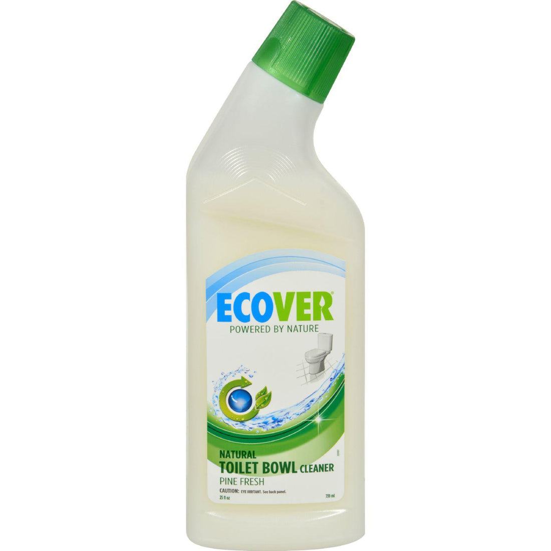 Mother Mantis: Ecover Toilet Cleaner - Case Of 12 - 25 Oz Ecover
